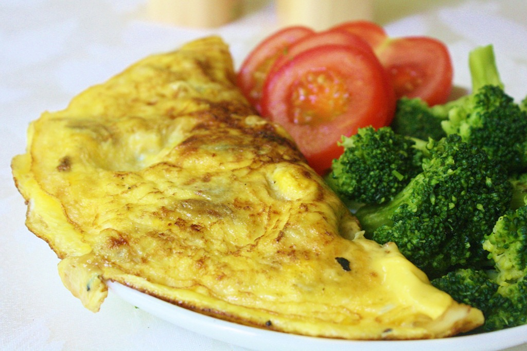 The Only Omelet Recipe You'll Ever Need | The Wannabe Chef