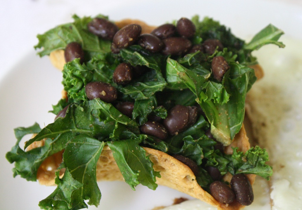 Black Bean And Kale Tacos Recipes — Dishmaps