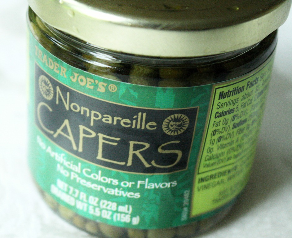 """What Are Capers?"" 