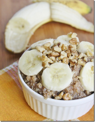 banana-breakfast-quinoa