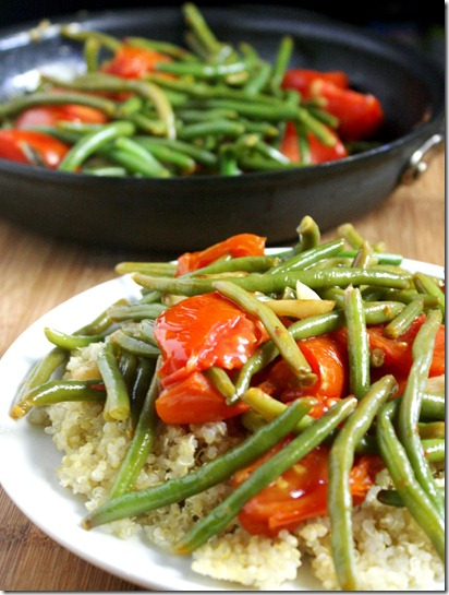 green-beans-with-garlic-and-tomatoes