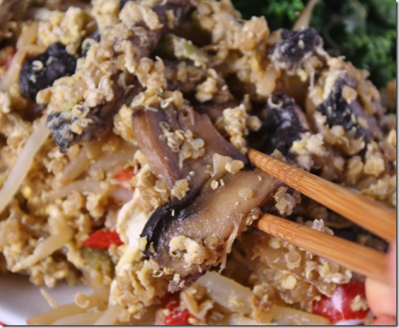 Fried-Rice-With-Mushrooms-Portabella