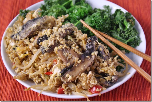 Fried-Rice-With-Mushrooms