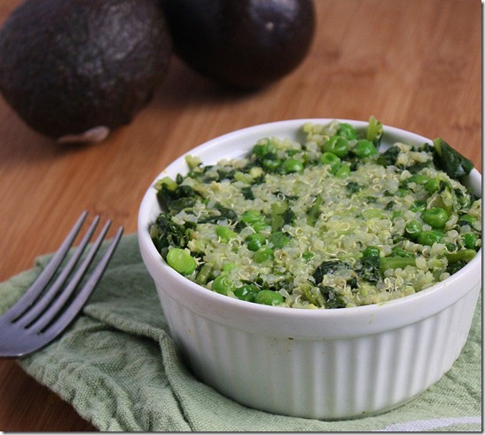 Green-Vegetable-Quinoa