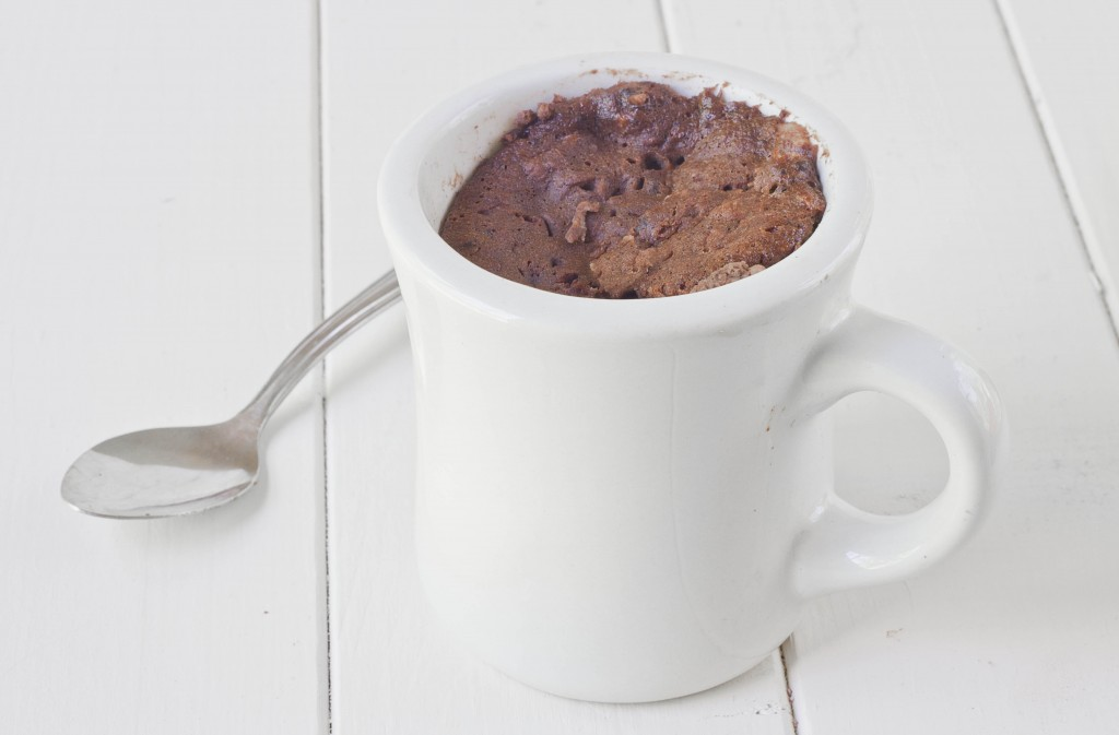Cake In A Mug Recipe — Dishmaps
