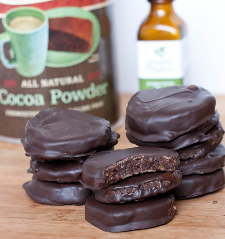 ... free girl scout cookie makeover thin mints gluten free thin mint