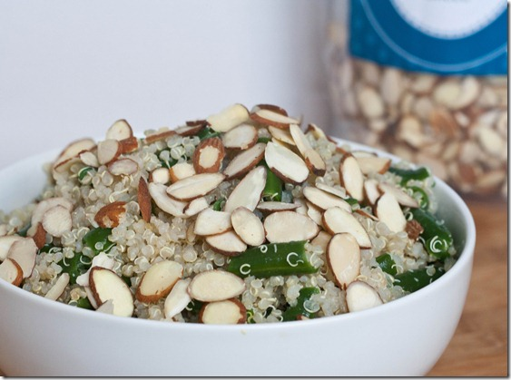 green-bean-almondine-quinoa-bowl