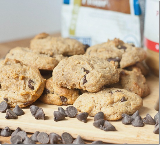 peanut-butter-banana-chocolate-chip-cookies-gluten-free-vegan