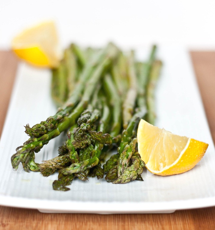 Roasted Asparagus | The Wannabe Chef
