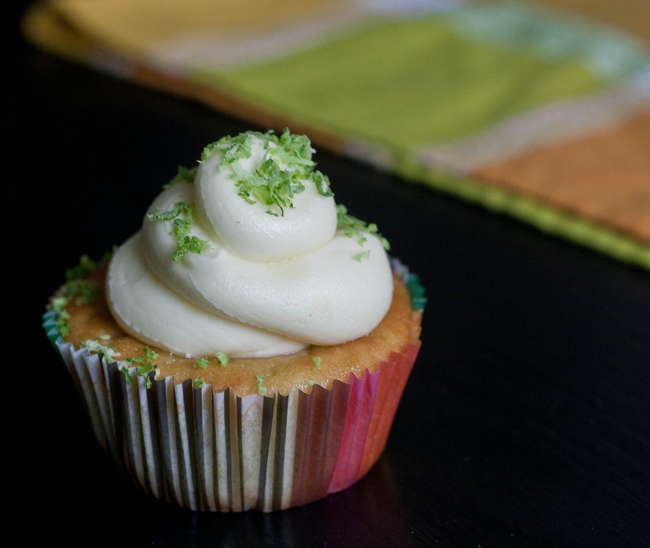 Lime In The Coconut Cupcakes | The Wannabe Chef