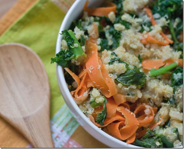 tangy-kale-and-carrot-quinoa-bowl