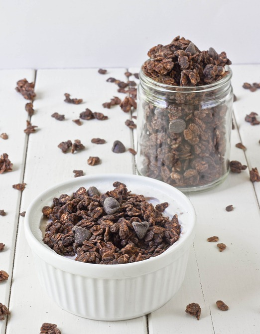 Double Chocolate Granola 2