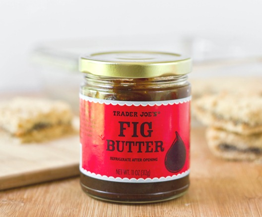 Gluten-Free Fig Bars Fig Butter