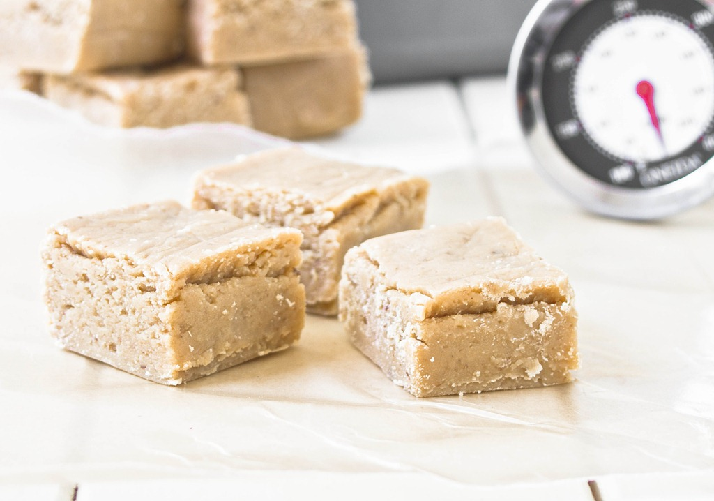Martha Stewart's Penuche Fudge 2