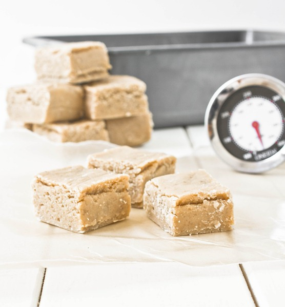 Martha Stewart's Penuche Fudge 3
