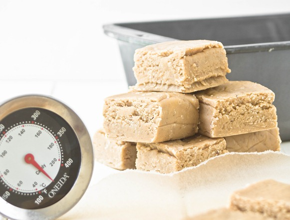 Martha Stewart's Penuche Fudge Yield