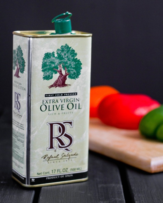 Tri-Pepper Quinoa Olive Oil