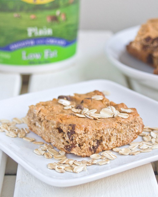 Peanut Butter Snack Bars Healthy