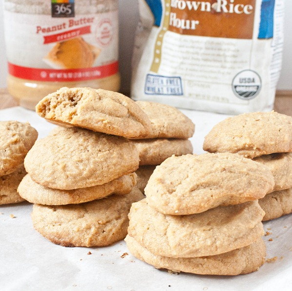 egg-free-peanut-butter-cookies
