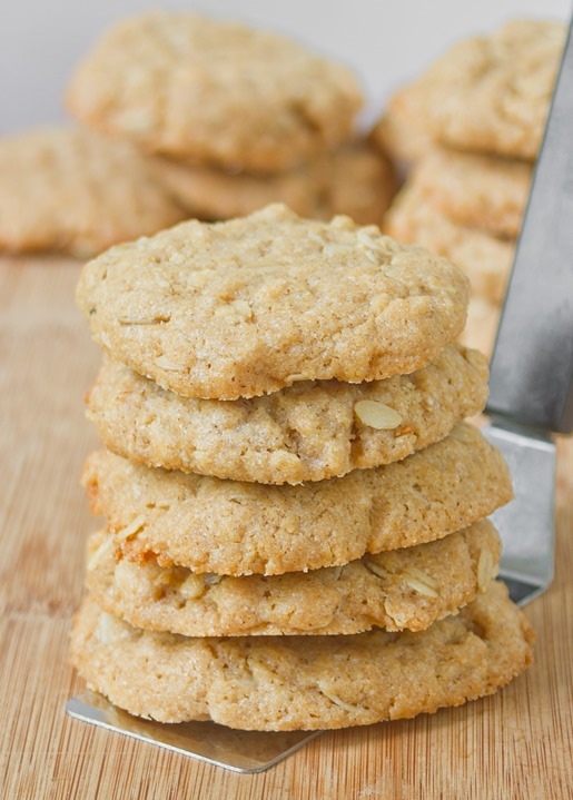 Peanut Butter Oatmeal Cookies Recipes — Dishmaps