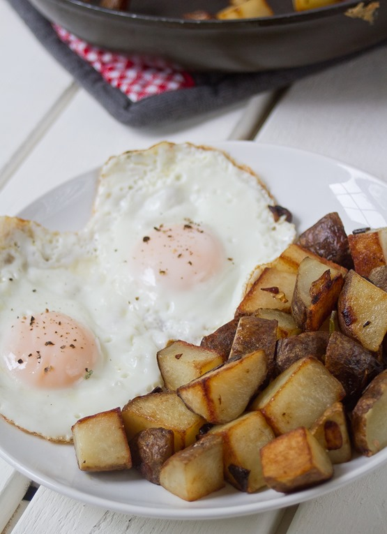 How To Make Perfect Home Fries