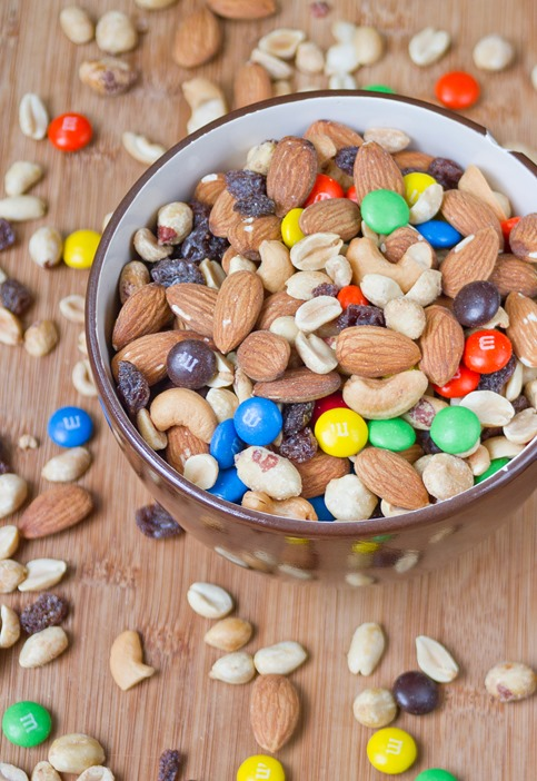 Lunch Box Trail Mix