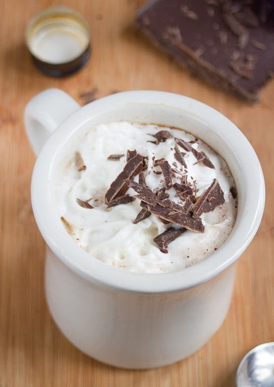 Hot Amaretto Mocha
