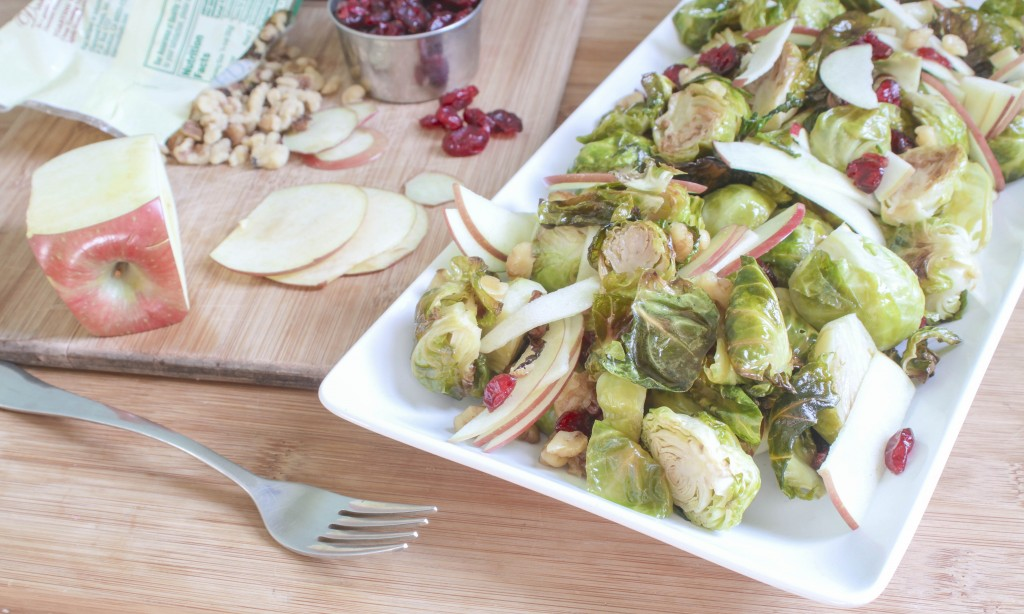 Winter Brussels Sprout Salad3
