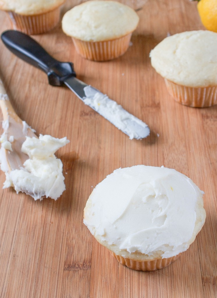 Easy Lemon Buttercream