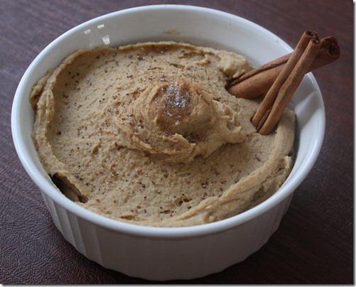Snickerdoodle Dessert Hummus Recipe